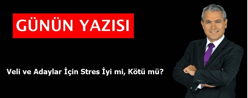 Veli ve Adaylar İçin Stres İyi mi, Kötü mü?