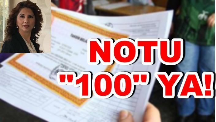 """NOTU """"100"""" YA!"""