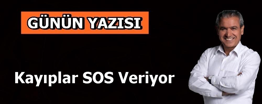 Kayıplar SOS Veriyor