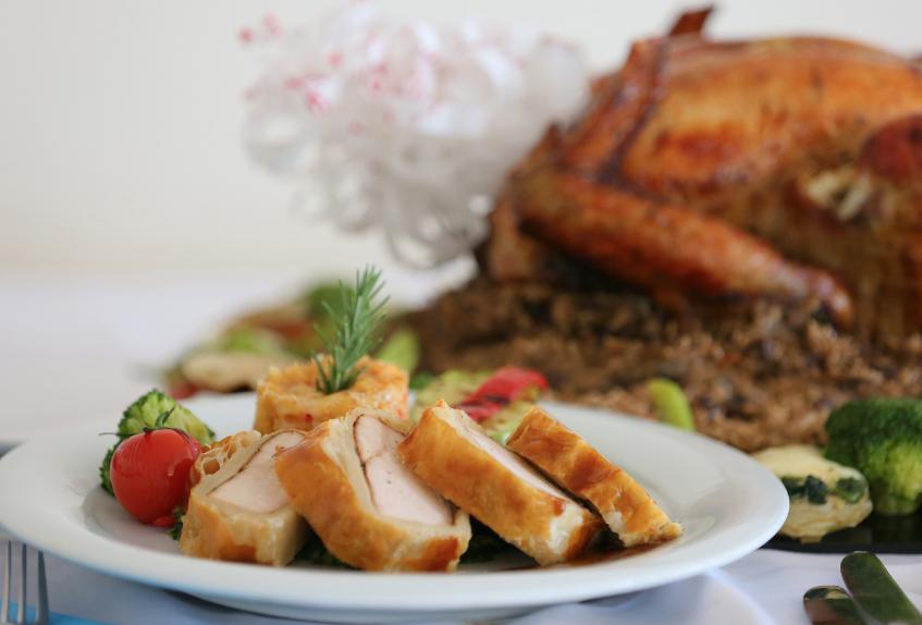 Mutluluk veren gıda: Hindi eti