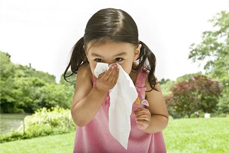 Dikkat Çocuklar İçin Bahar Alerjisi Kapıda