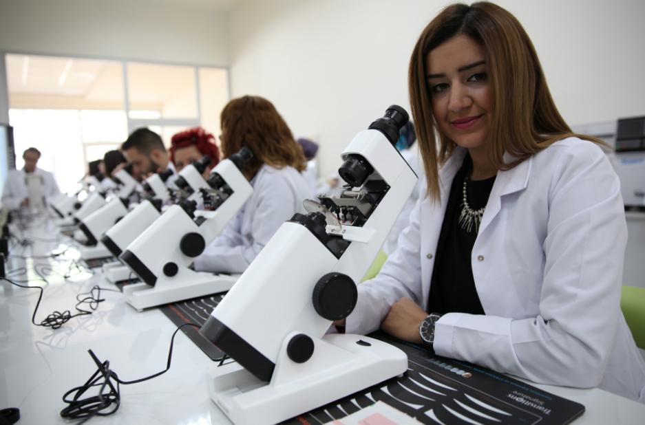 Bilime ve geleceğe büyük yatırım