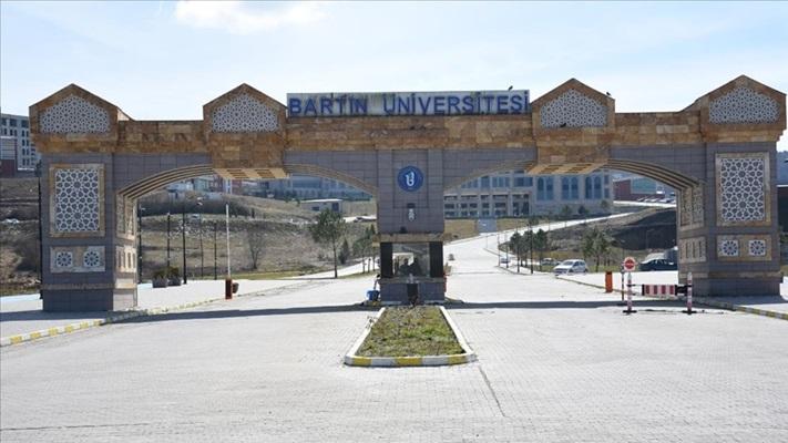 Bartın Üniversitesine 'Sağlıklı ve Güvenli Kampüs Belgesi'
