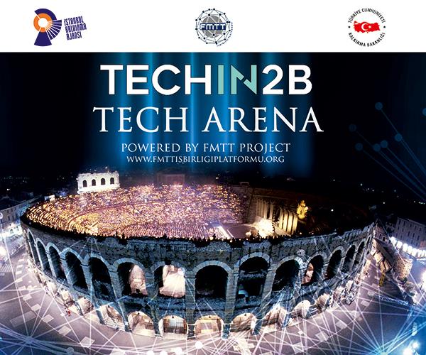 Teknolojiler Arena'da Sahneye Çıkıyor
