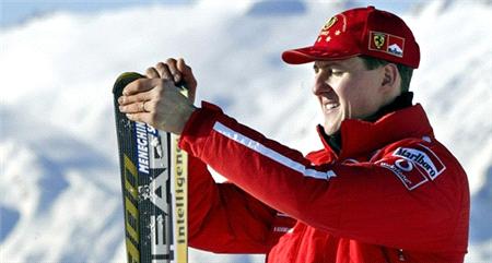 Schumacher 20 kilo kaybetmiş!