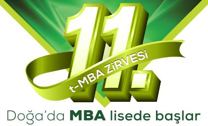 Doğa Koleji  t-MBA Zirvesi 11 Yaşında
