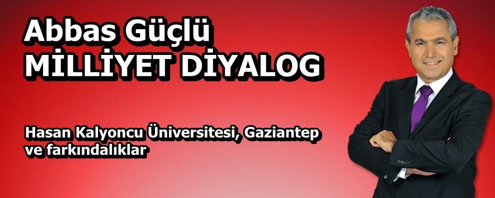 Hasan Kalyoncu Üniversitesi, Gaziantep ve farkındalıklar
