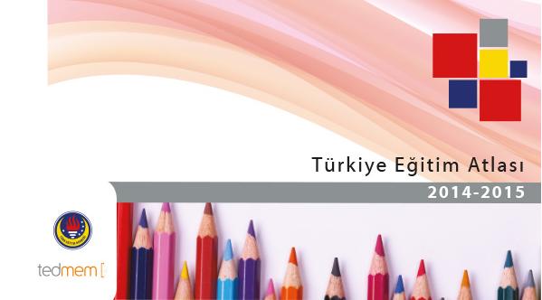 TEDMEM yeni eğitim atlasını yayınladı!