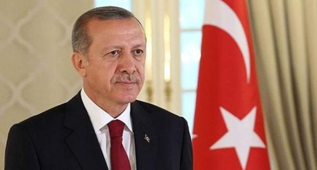 Cumhurbaşkanı Recep Tayyip Erdoğan'dan 10 Kasım mesajı