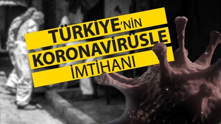 Türkiye'nin koronavirüsle imtihanı