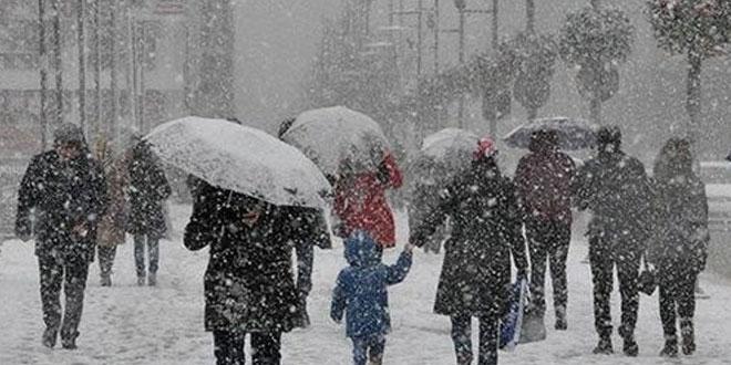 Bitlis'te engelli ve hamile memurlara kar izni