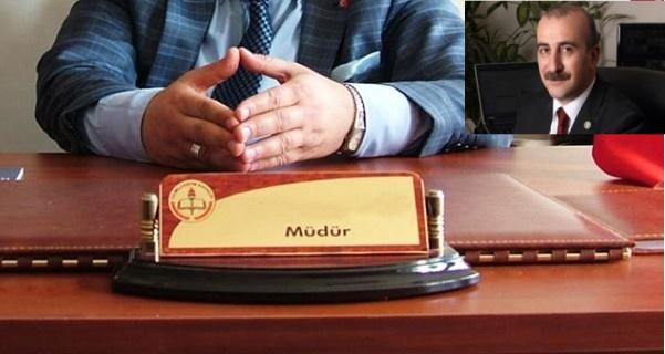 Okul müdürü olmak…