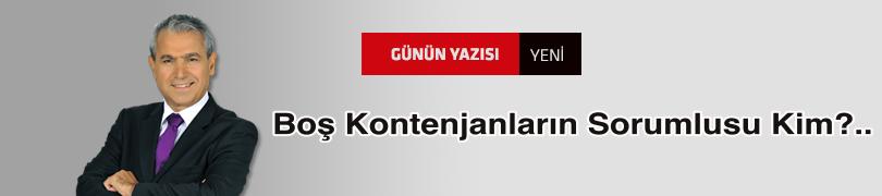 Boş Kontenjanların Sorumlusu Kim?..