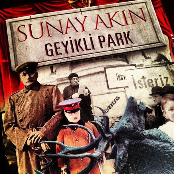 Haftanın Kitap Önerisi; Sunay Akın-Geyikli Park