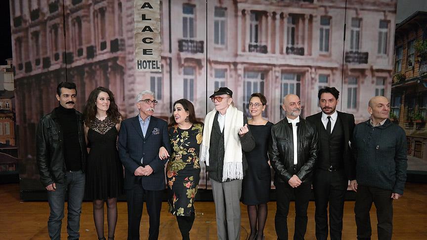 İstanbulname müzikali yoğun ilgi gördü