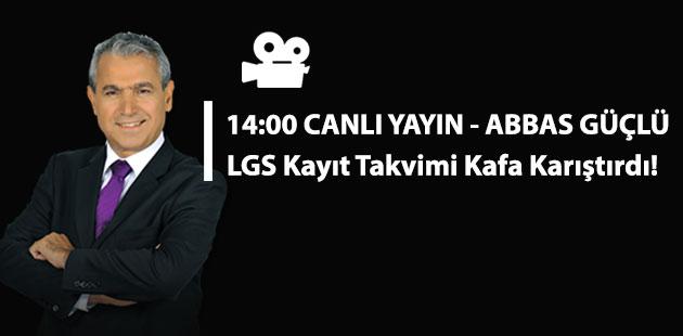 LGS Kayıt Takvimi Kafa Karıştırdı! - 14:00 CANLI YAYIN