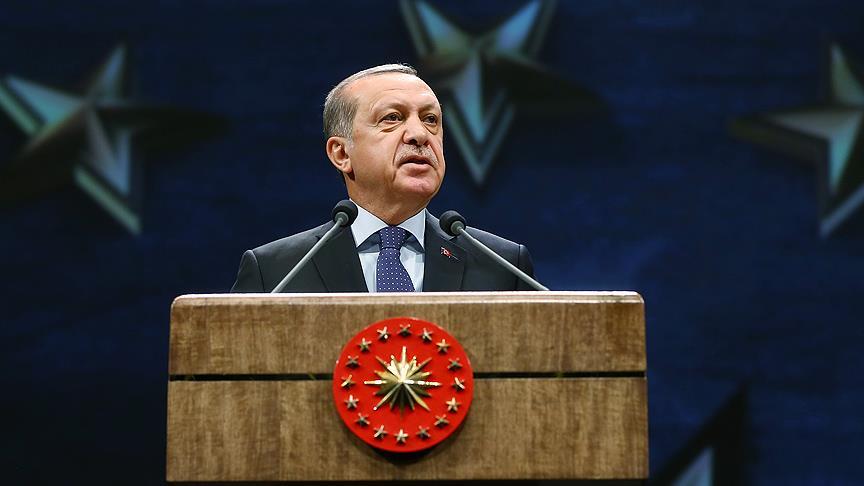Cumhurbaşkanı Erdoğan'dan '23 Nisan'da, '24 Haziran' mesajı