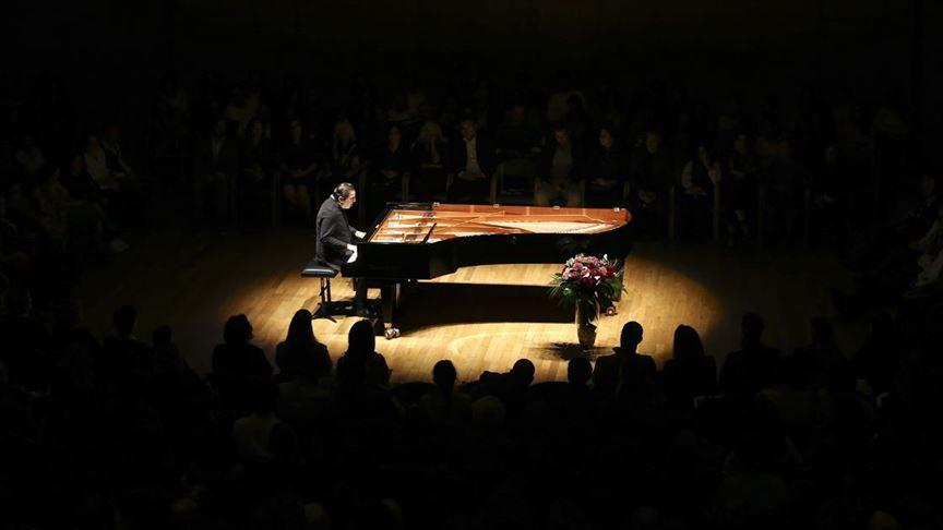 Fazıl Say'dan piyano resitali
