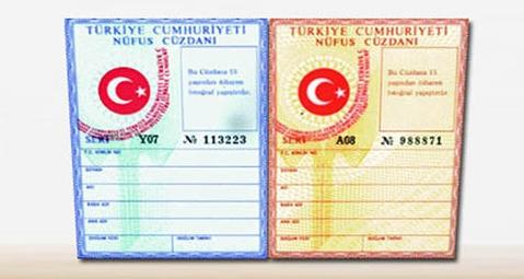 'Nüfus cüzdanı' yerine 'kimlik kartı' denilecek