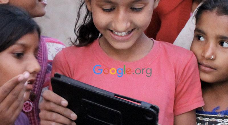 Google.org'dan kâr amacı gütmeyen eğitim girişimlerine 50 milyon dolar bağış