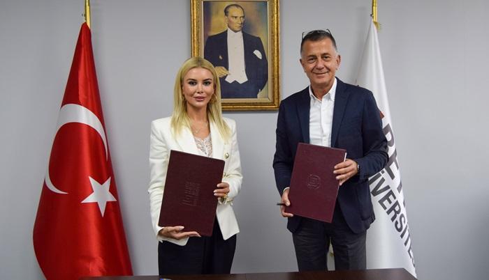 Beykoz Üniversitesi ile Aras Holding'den iş birliği