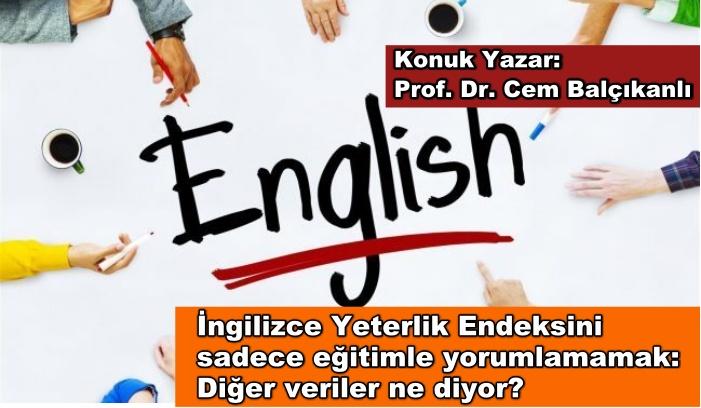İngilizce Yeterlik Endeksini sadece eğitimle yorumlamamak: Diğer veriler ne diyor?