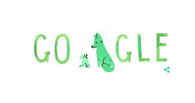 Babalar Günü Google Doodle Oldu