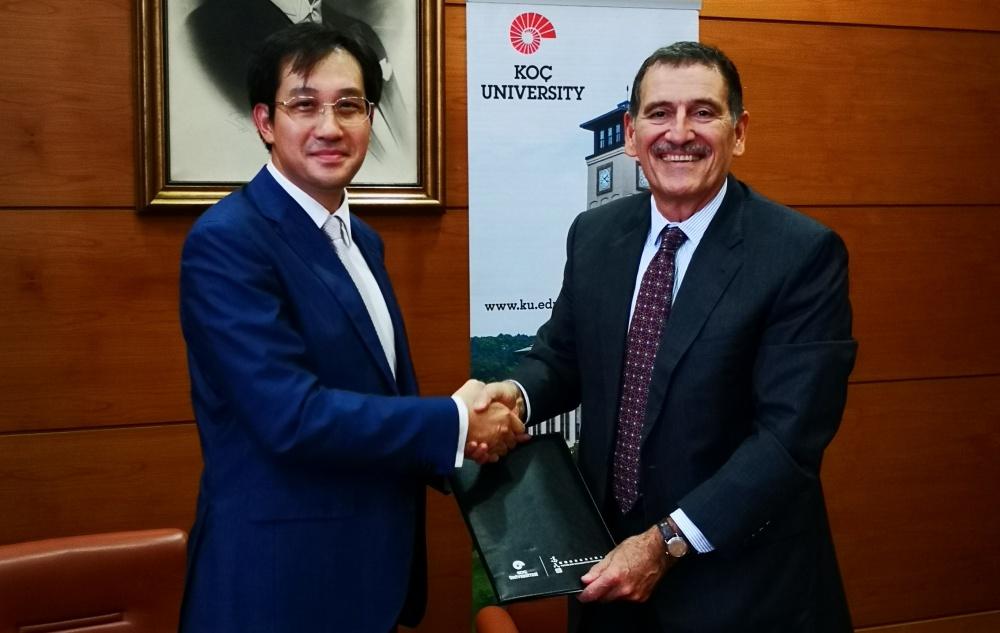 Koç Üniversitesi ve HUAWEI Ar-Ge Merkezi'nden yeni iş birliği