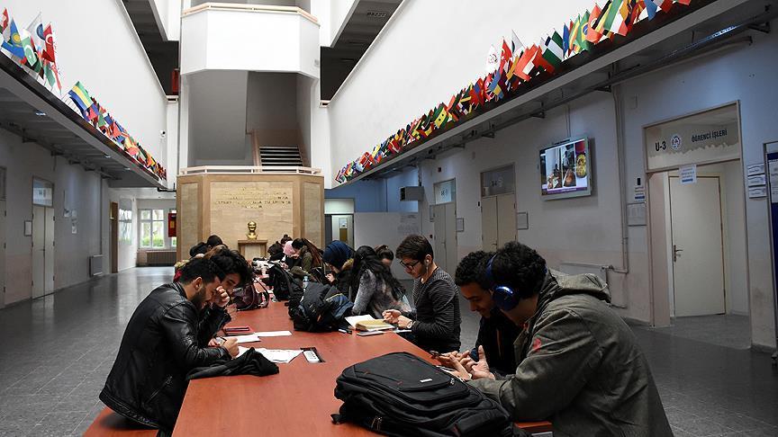 'Birleşmiş Milletler' gibi üniversite