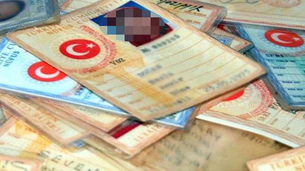 'Nüfus cüzdanı' tarihe karışıyor
