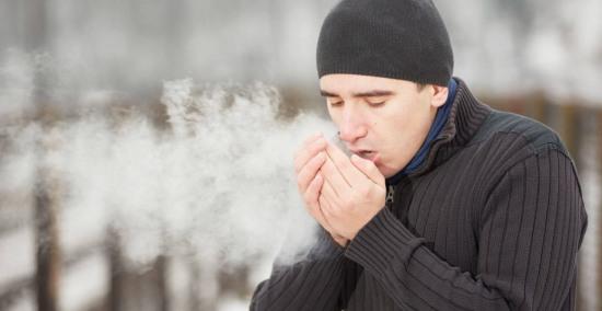 Soğuk hava kalp krizi ve felç riskini artırıyor
