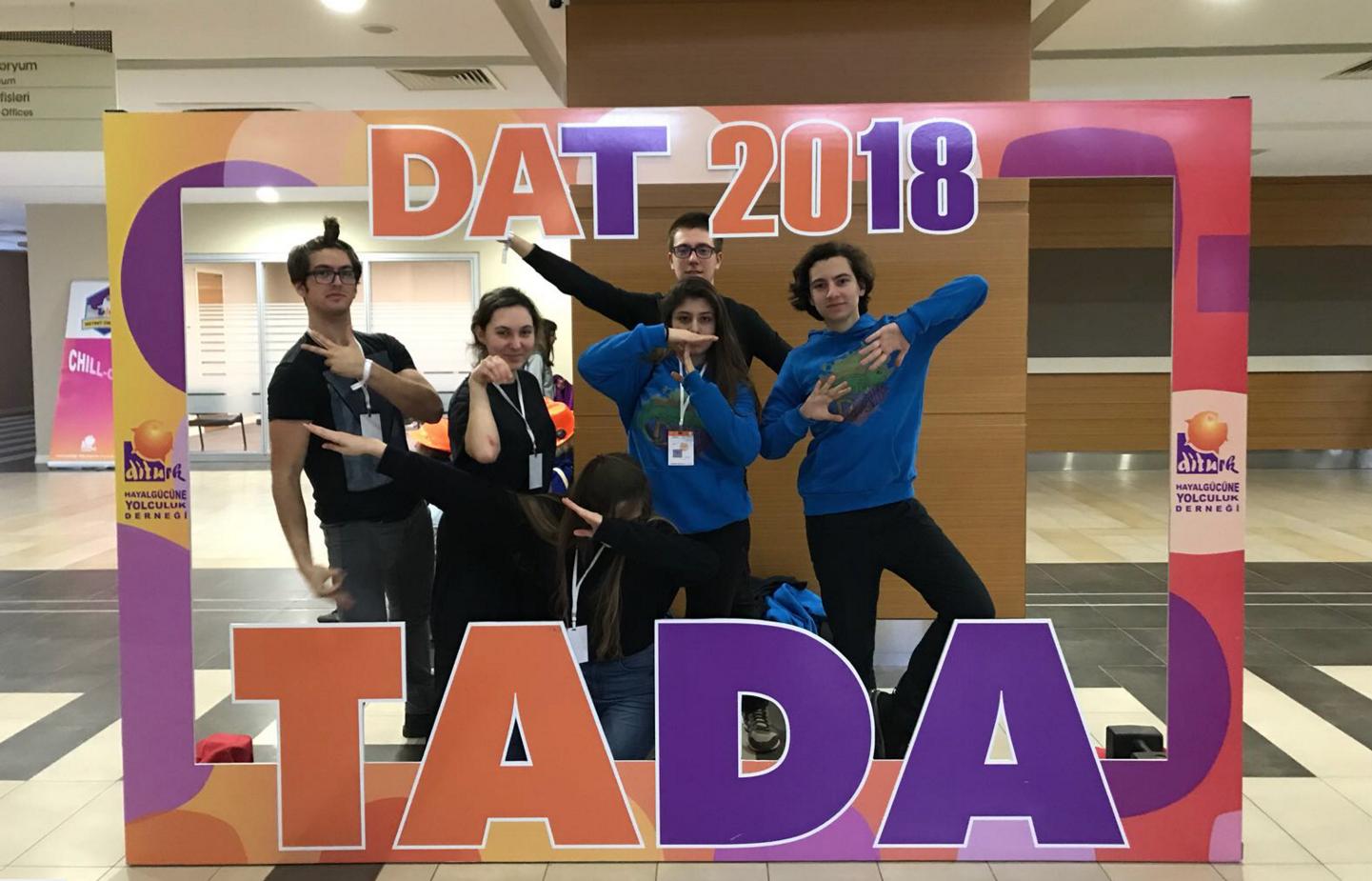 TEVİTÖL, DAT'ta dünya finalleri'ne katılmaya hak kazandı