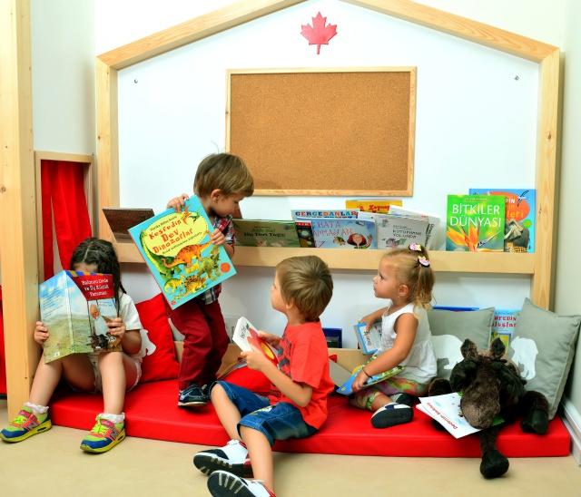 Kanada Okulları Levent şubesi kontenjanları kura ile dolduracak