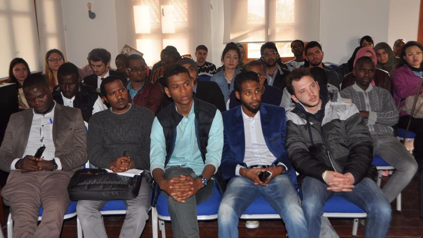 YTB'den uluslararası öğrencilere eğitim programı
