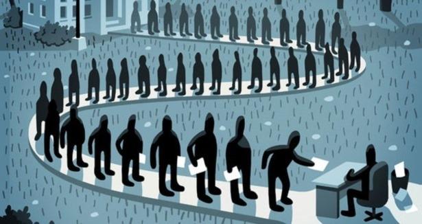 Eğitimliler işsiz kalıyor