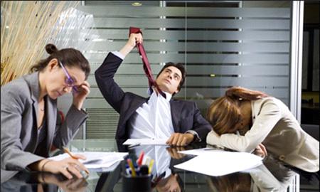 Çalışanların yüzde 84'ü işini sevmiyor