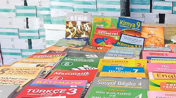 Ücretsiz ders kitapları MEB'e 4 milyar liraya mal oldu
