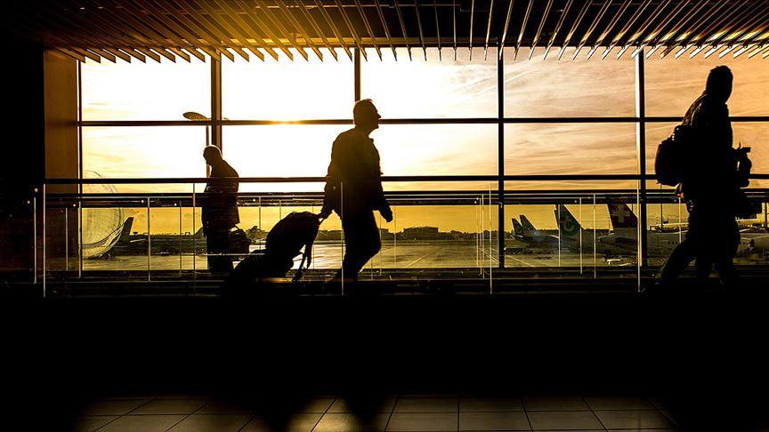 Seyahat için geçen yıl 40 milyar lira harcandı