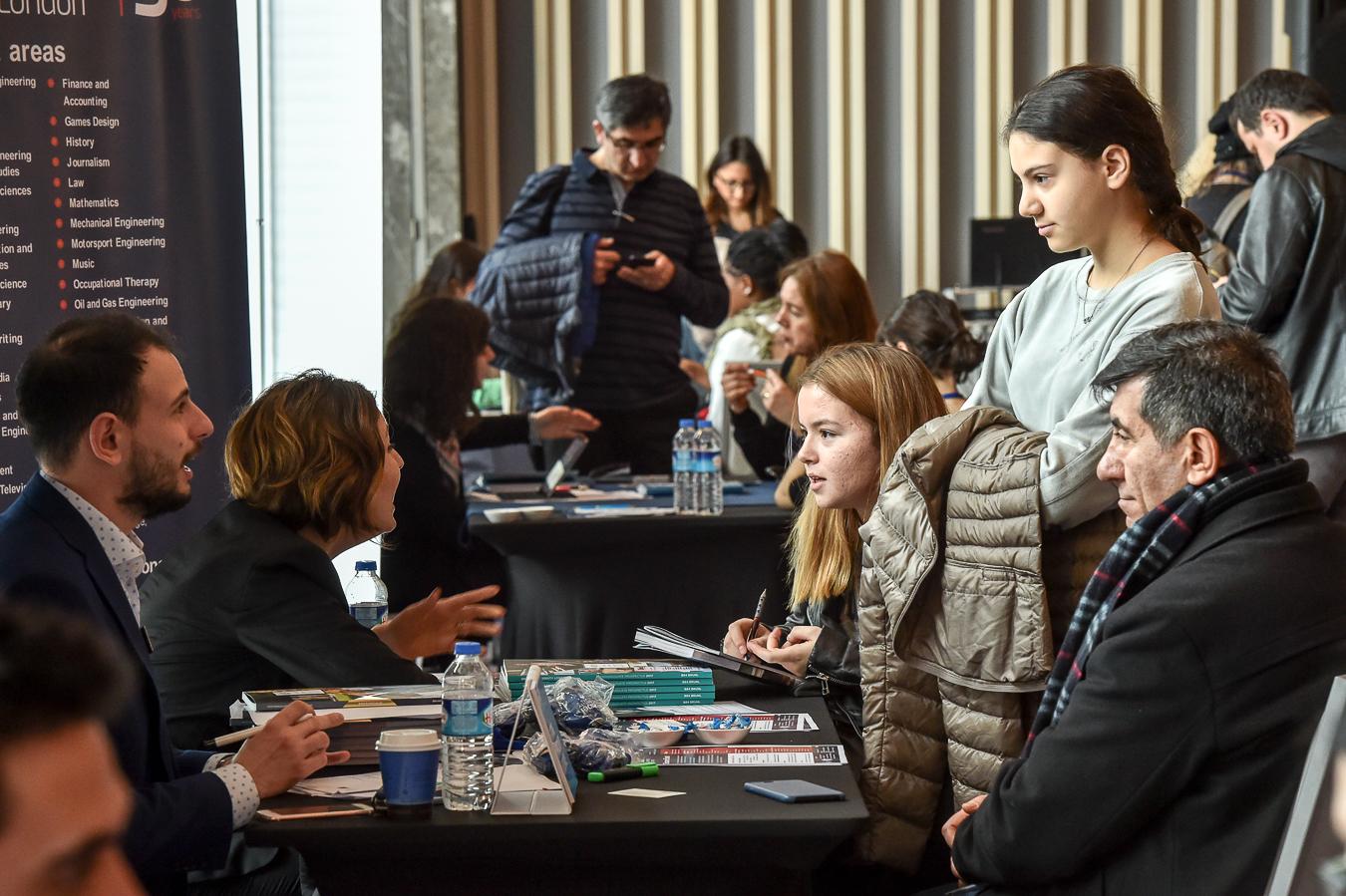 Birleşik Krallık'ın en saygın üniversiteleri, 'Birleşik Krallık'ta Eğitim Günleri' ile Türkiye'de