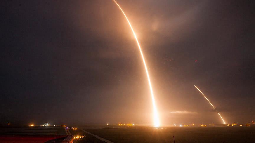 SpaceX bu kez başardı