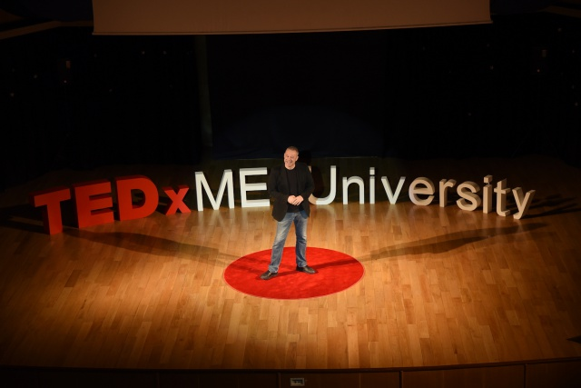MEF ÜNİVERSİTESİ'NİN İLK TEDx'İ ''GELECEK VE SEN'' TEMASIYLA GERÇEKLEŞTİ