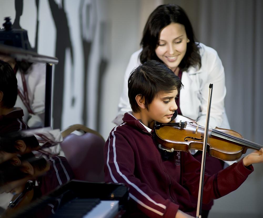 Mektebim Çukurova Bilfen, Kraliyet Müzik Okulu Sınav Merkezi Oldu