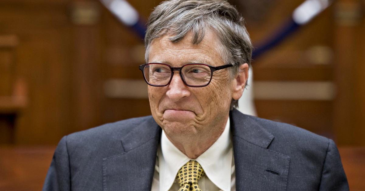 Bill Gates'e Mektup…