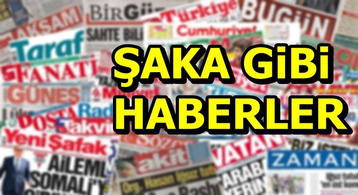 ŞAKA GiBi HABERLER