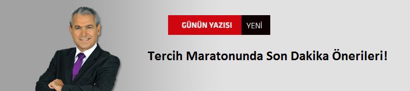 Tercih Maratonunda Son Dakika Önerileri!