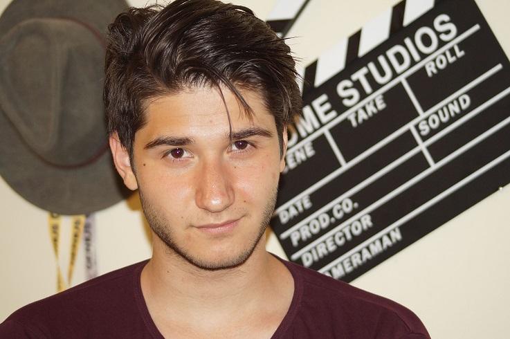 Ali Erdem Burs Bulabilirse Hollywood'daki İlk Türk Yönetmen Olacak