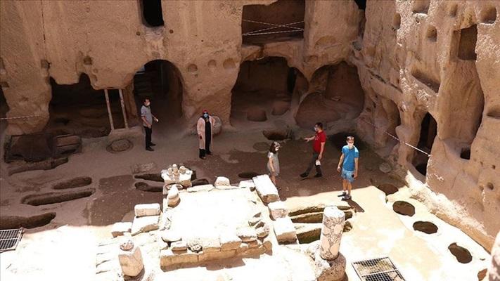 Gümüşler Manastırı ve Andaval Ören Yeri ziyaretçilerini bekliyor