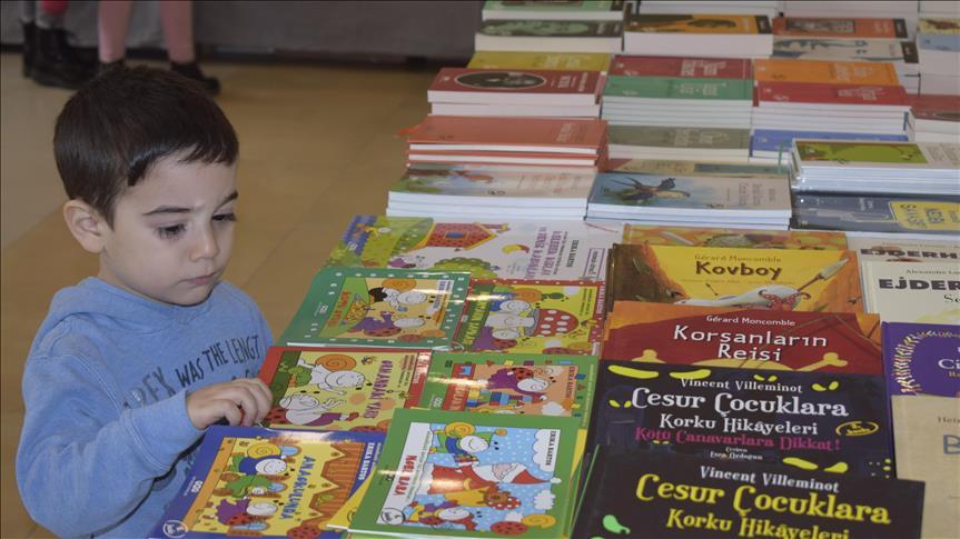 Kadıköy'de 'Çocuk Kitap Günleri' başladı