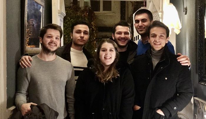 Özyeğin Üniversitesi öğrencilerinden dünya üçüncülüğü