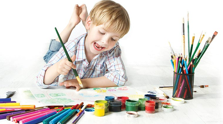 Çocuk Resimlerindeki Gizli Mesajlar